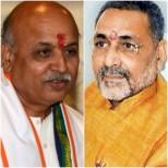 Likes of Giriraj Singh, Pravin Togadia contradict Narendra Modi's development pitch